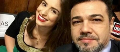 Patrícia Lélis acusou Marco Feliciano de ter cometido tentativa de assédio sexual