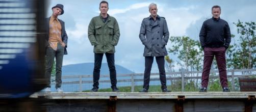 Spud, Renton, Sick Boy y Begbie se reencuentran para la secuela de Trainspotting... Foto: vozpopuli.com