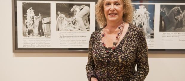 Carolee Schneemann riceverà il Leone d'Oro alla carriera - flickr.com