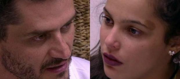BBB17': Emilly discute com Marcos por frieza pós-liderança.'Só ... - com.br