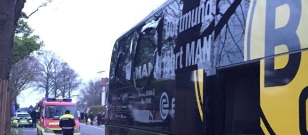 Borussia Dortmund Confirm One Injured in Explosion Involving Team Bus - sputniknews.com