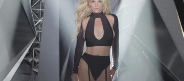 Britney Spears announces end of Vegas residency / music video still / BN Photo Library