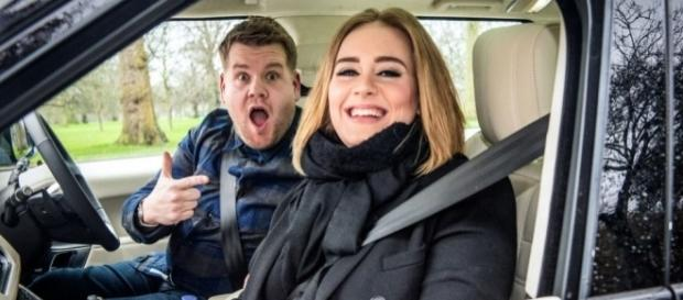 "CBS to air second prime time ""Carpool Karaoke"" special / photo: latelateshow Youtube / BN Photo Library"