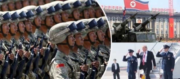 China a desfășurat 150.000 de militari la granița nord-coreeană pe fondul temerilor unui atac aerian al SUA