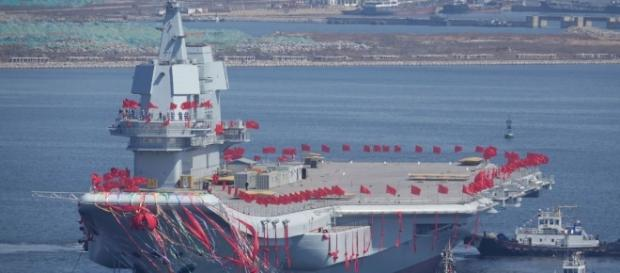 China Launches Second Aircraft Carrier - voanews.com