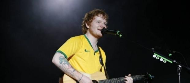 Ed Sheeran anuncia 4 shows no Brasil