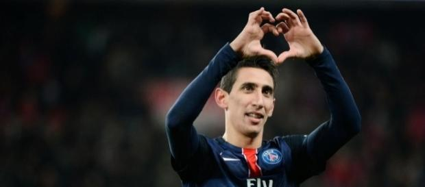 Foot PSG - Pierre Ménès l'avoue, il s'était planté avec Di Maria ... - foot01.com