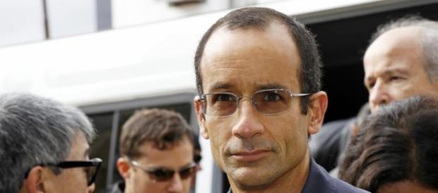 Marcelo Odebrecht presta depoimento