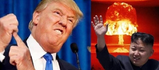 Na imagem o líder norte-coreano Kim Jong Un.
