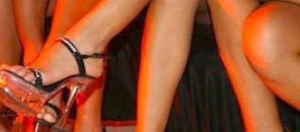 tecniche erotiche prostitute in azione