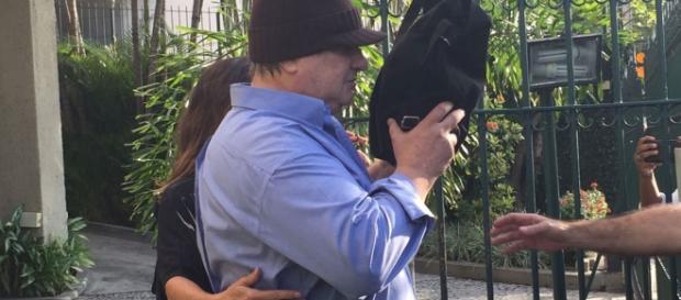 Sérgio Côrtes e dois empresários foram presos por agentes da PF na manhã do dia 11.