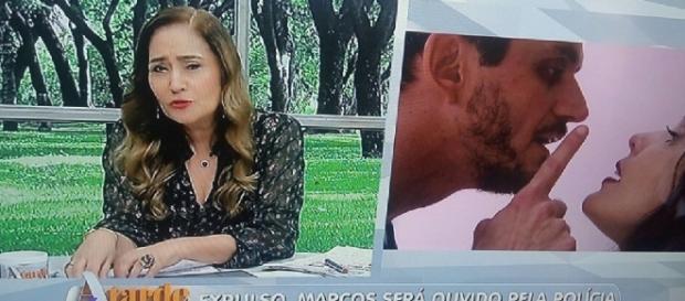 Sônia Abrão entrevista até delegada