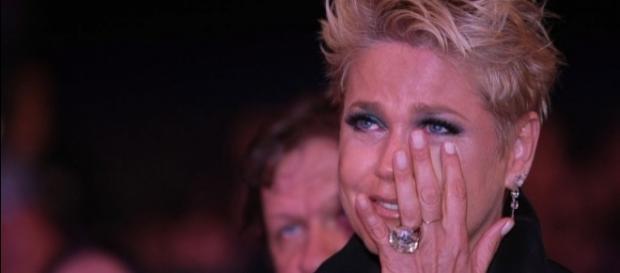 Xuxa tem tentado lutar contra as adversidades