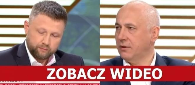 Brudziński NIE WYTRZYMAŁ i ZGASIŁ w TVP propagandystę Kierwińskiego! [WIDEO]