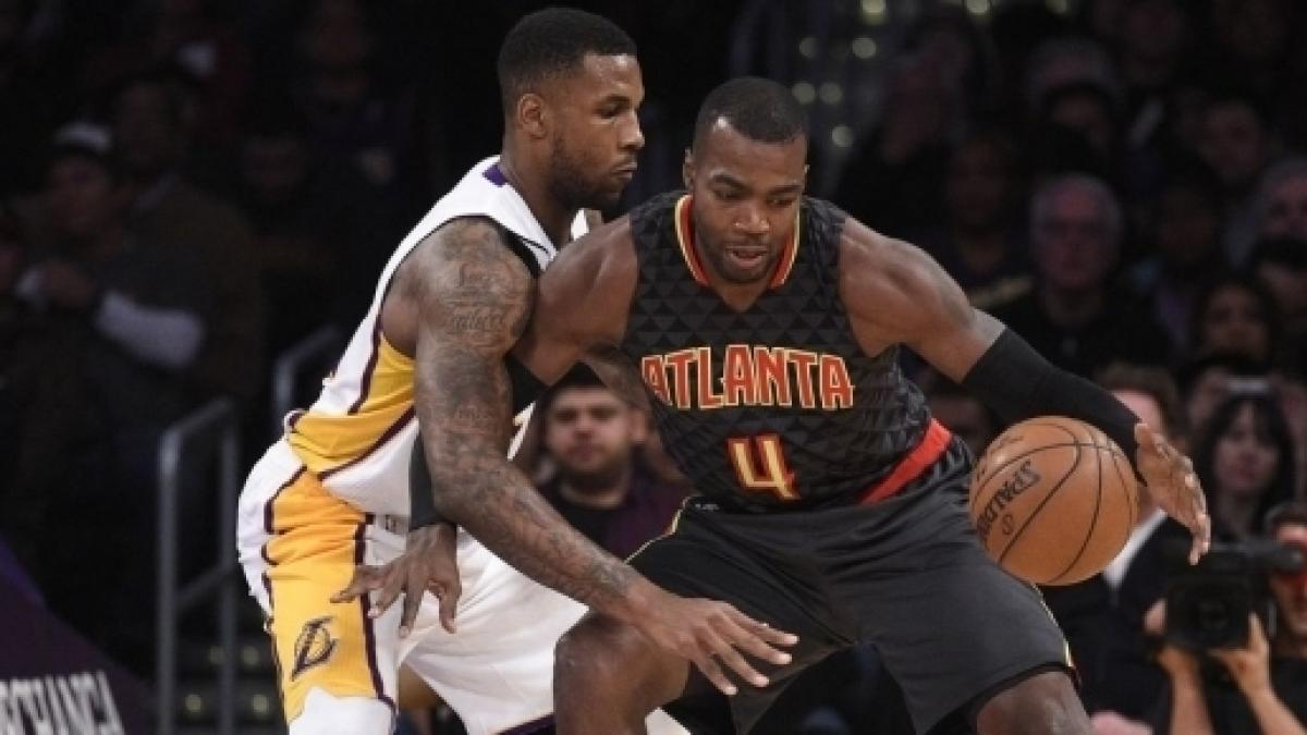 e6c75e92df4e Lakers tried to trade young pieces for Hawks star big man Paul Millsap