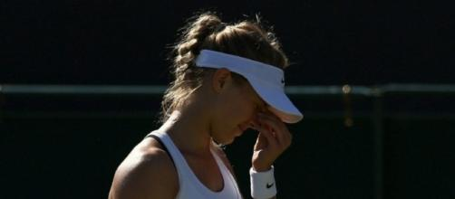 Canada's Eugenie Bouchard crashes and burns at Wimbledon: DiManno ... - thestar.com