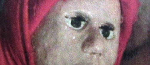 Crianças eram mumificadas em forma de bonecas