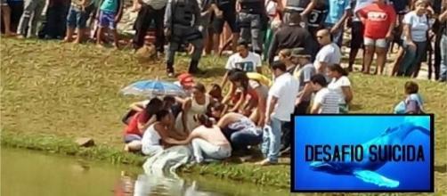 Desafio da Baleia Azul no Facebook chega ao Brasil