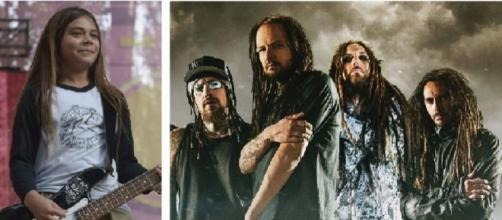 El hijo de 12 años del bajista de Metallica tocará con Korn ... - publinews.gt