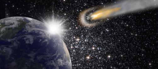 Il prossimo 19 aprile asteroide passerà vicino a Terra