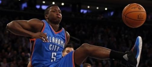 Image author: www.fansided.com #VictorOladipo #OKC