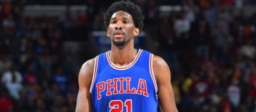 Joel Embiid, despite playing 31 games, could lock up the rookie of the year award - slamonline.com