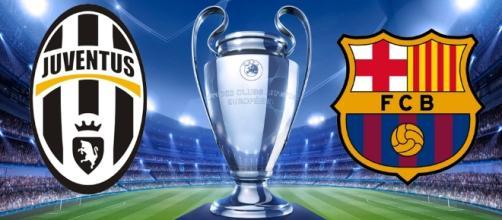 Juventus-Barcellona 3-0, la cronaca