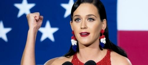 Katy Perry Launched a Shoe Line (Photo via spring.st)