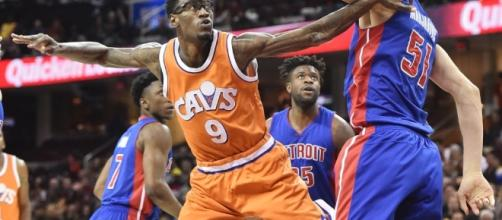 Larry Sanders Debuted Early With the Cavaliers Because He Doesn't ... - thebiglead.com