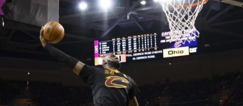 LeBron James turned the Cavaliers' season opener into a personal ... - usatoday.com