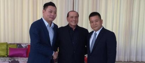 Li Yonghong atterrato a Malpensa, ultime ore prima del closing