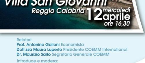 Locandina Conferenza New Humanism Tour
