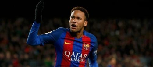 Neymar se perderá el partido del clásico ante el Real Madrid