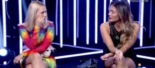 Programas TV: Daniela Blume contra Alyson en GH VIP: La sucia eres ... - elconfidencial.com
