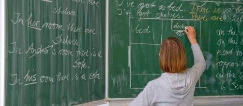 Una docente d'inglese di una scuola di Vicenza è stata sospesa dall'insegnamento perché si è scoperto che aveva una doppia vita. Foto: Vvox.