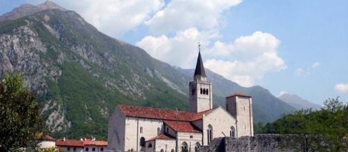 Venzone (Udine) è il Borgo più bello d'Italia (Borgo dei Borghi) 2017