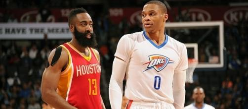 Westbrook vs. Harden: Who will win NBA scoring title? | SI.com - si.com