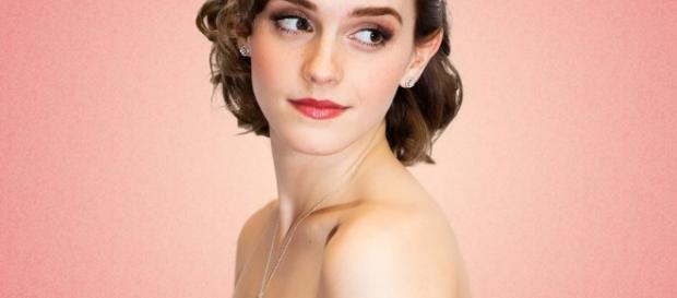A atriz Emma Watson. Imagem: Reprodução