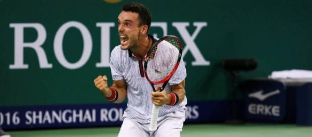 Bautista-Agut will look to use the Monte Carlo Masters 2017 to step out of Nadal's shadow ... - picture ....- elconfidencial.com