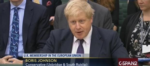 Boris Johnson Testimony UK Membership European | Video | C-SPAN.org - c-span.org