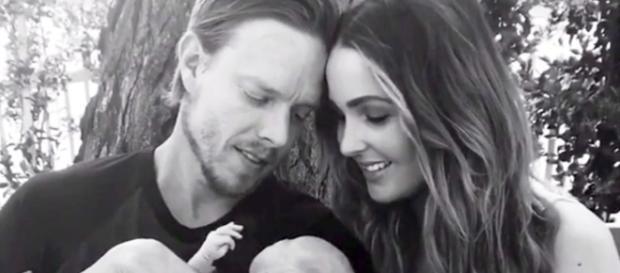 Camilla Luddington gives birth to a baby girl [Image via Blasting News Library]