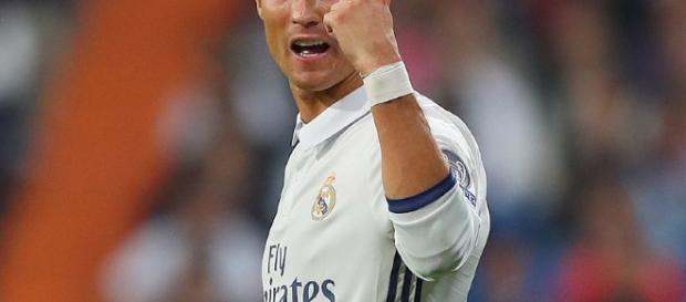 El gol numero 100 de Cristiano Ronaldo