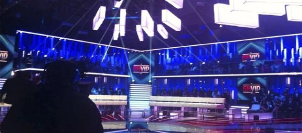 El plató de la Final de GH VIP 5.