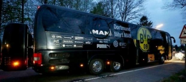 Explosion à Dortmund: Le club allemand visé selon la police