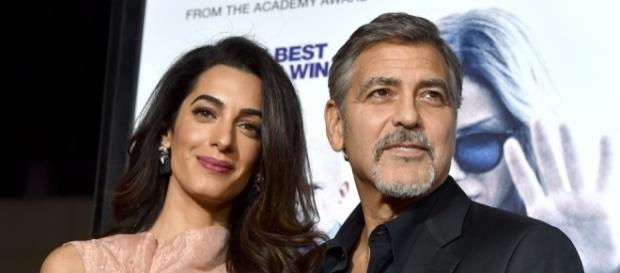 George Clooney's neighbors not happy with him & wife living in the area? (via Blasting News library)
