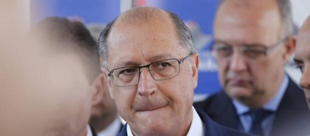 Governador de São Paulo, Geraldo Alckmin, está na lista do ministro Luiz Edson Fachin, do STF