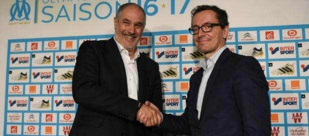 La blague d'Eyraud sur Zubizarreta - Football - Sports.fr - sports.fr