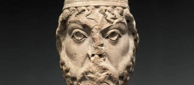 Limestone carving of King David's head FAIR USE metropolitanmuseum.org Creative Commons