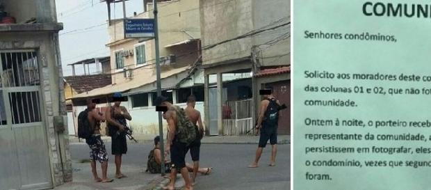 Prédio fica na Zona Norte do Rio