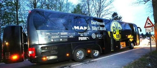 A suspect for the attack on Borussia Dortmund team bus arrested - dailymail.co.uk